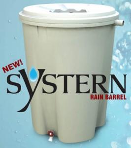 Systern Rain Barrel